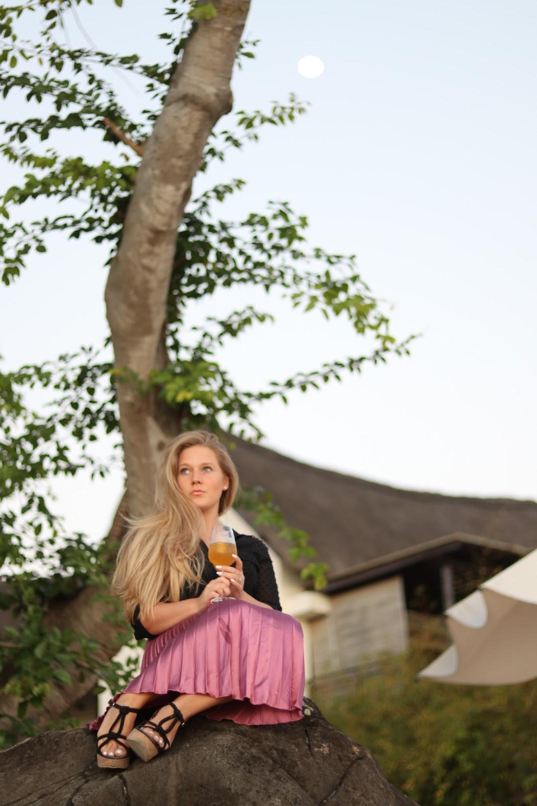 Kalanchoe Sunset Angsana Balaclava