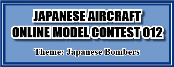 Japanese Aircraft Online Model Contest 012