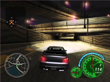 Need for Speed Underground 2 PC Game Screenshot