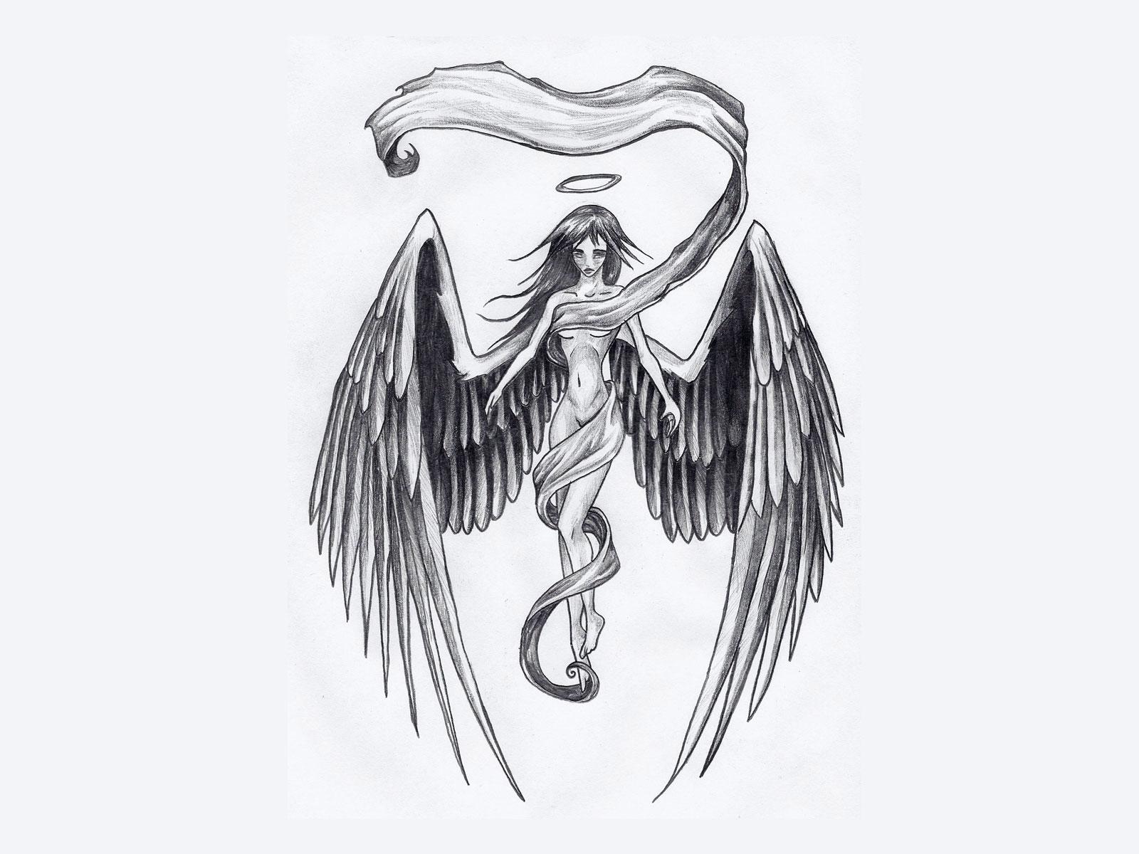 Female Bad Angel