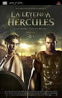 Película La leyenda de Hércules