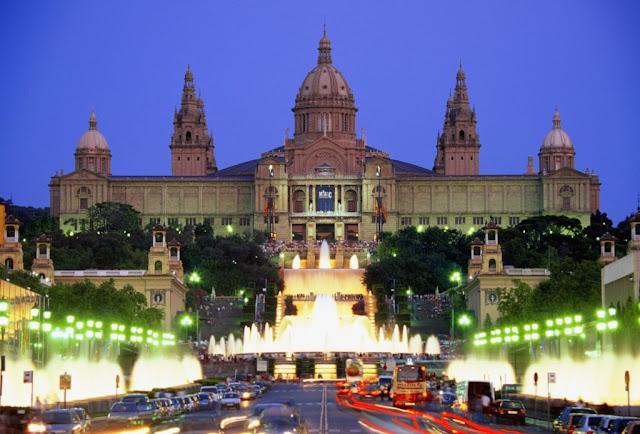 Como dirigir em Barcelona