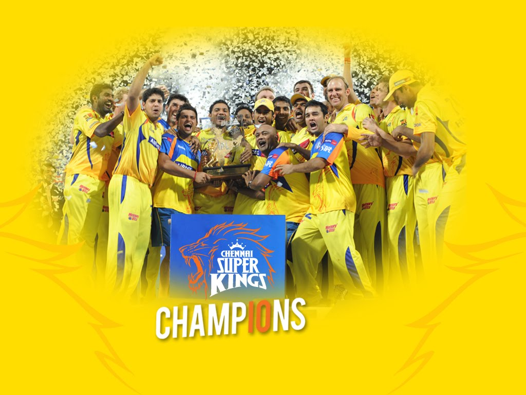 Clumsycricketers: Why CSK Are Going To Be The Champs Yet