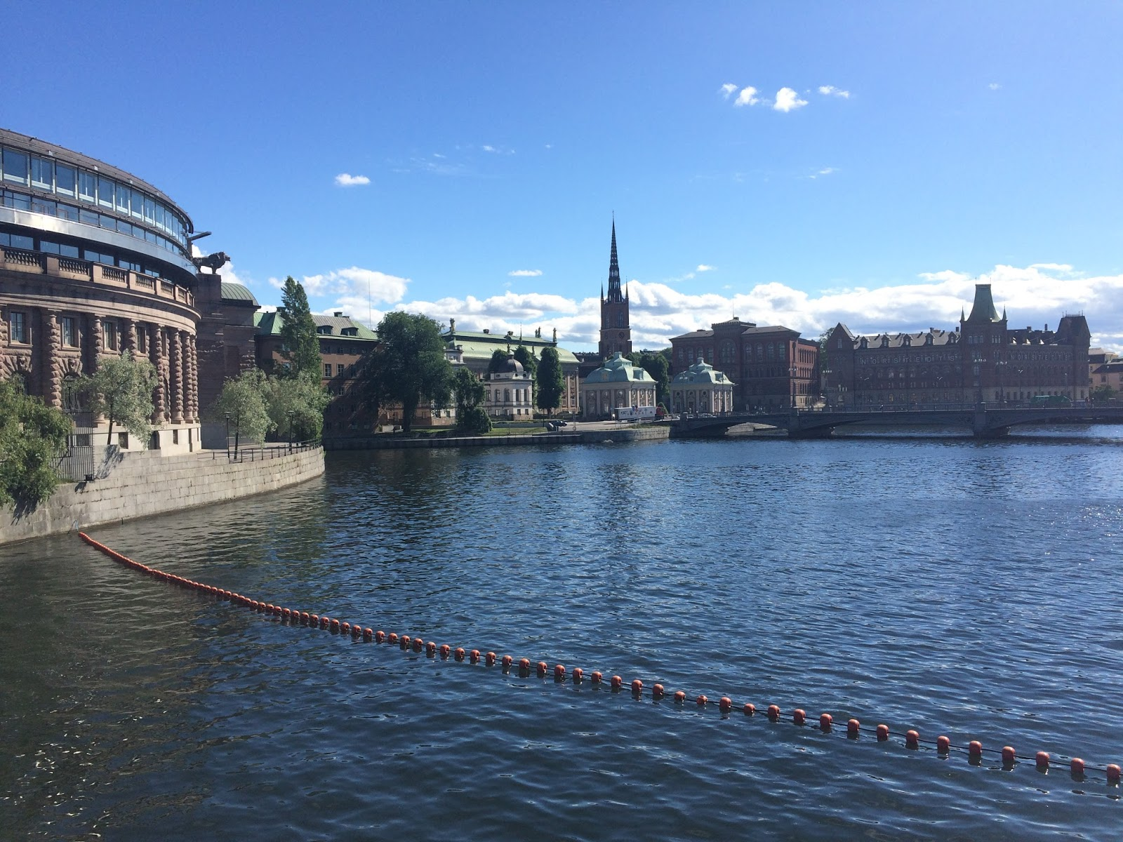 Picture of The Old Town in Stockholm