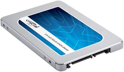 Crucial BX300 120 GB guía compras