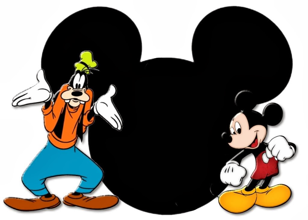 mickey heads with disney characters inside oh my fiesta Disney Mickey Mouse Clip Art Mickey Mouse Ears Clip Art