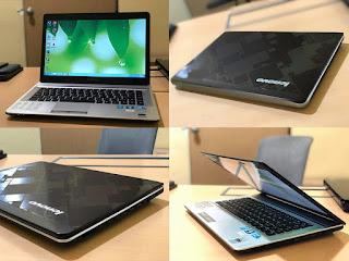 laptop second lenovo u460 core i5