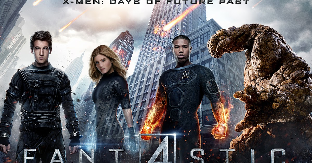 CIA☆こちら映画中央情報局です: The Fantastic Four:ジョシュ ...