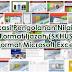 Aplikasi Pengolahan Nilai dan Cetak Format Ijazah (SKHUS-SKHU) Format Microsoft Excel