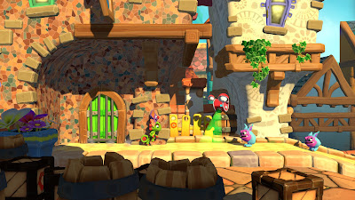 Yooka Laylee And The Impossible Lair Game Screenshot 3