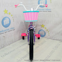 18 Inch Wimcycle Barbie Rock Kids Bike