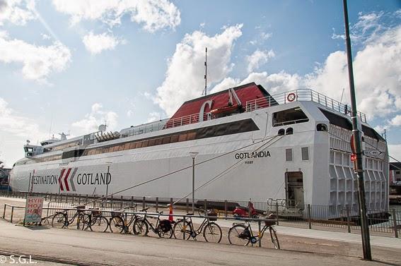 Ferry a Gotland