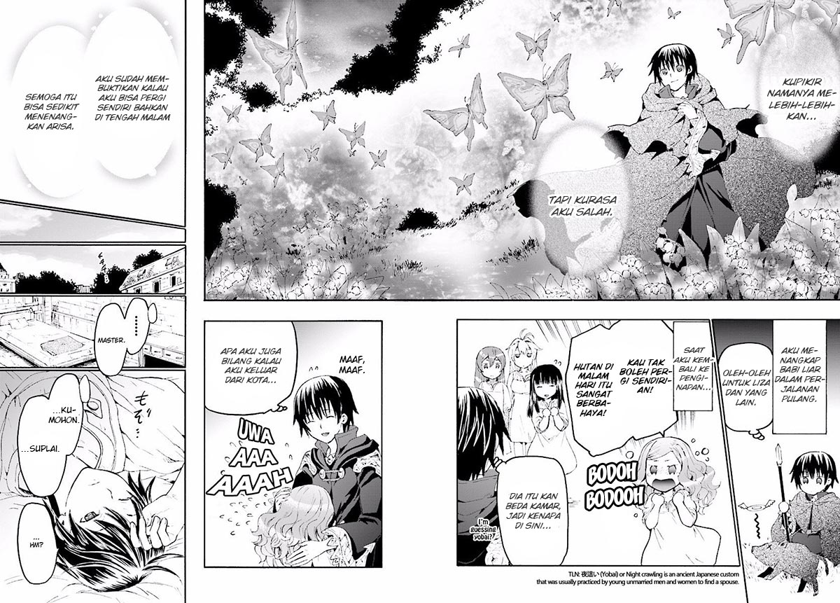 Manga Death March Chapter 35 Bahasa Indonesia