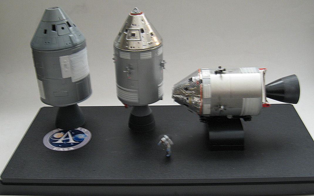 Apollo CSM - Pics about space