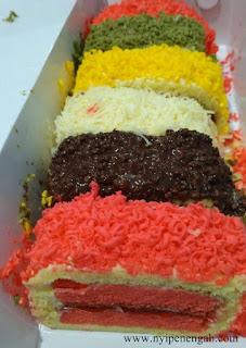 Thal Cake Semarang Cake Kekinian Artis Ruben Onsu