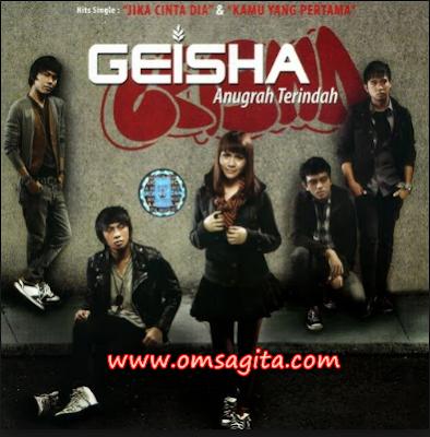Geisha Mp3 Album Anugerah Terindah