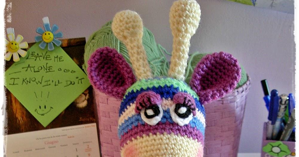Giraffa amigurumi Saffa Crochet uncinetto - YouTube | 525x1000