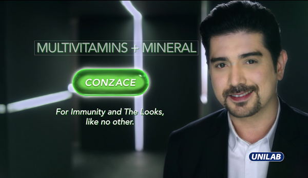 Ian Veneracion for Conzace