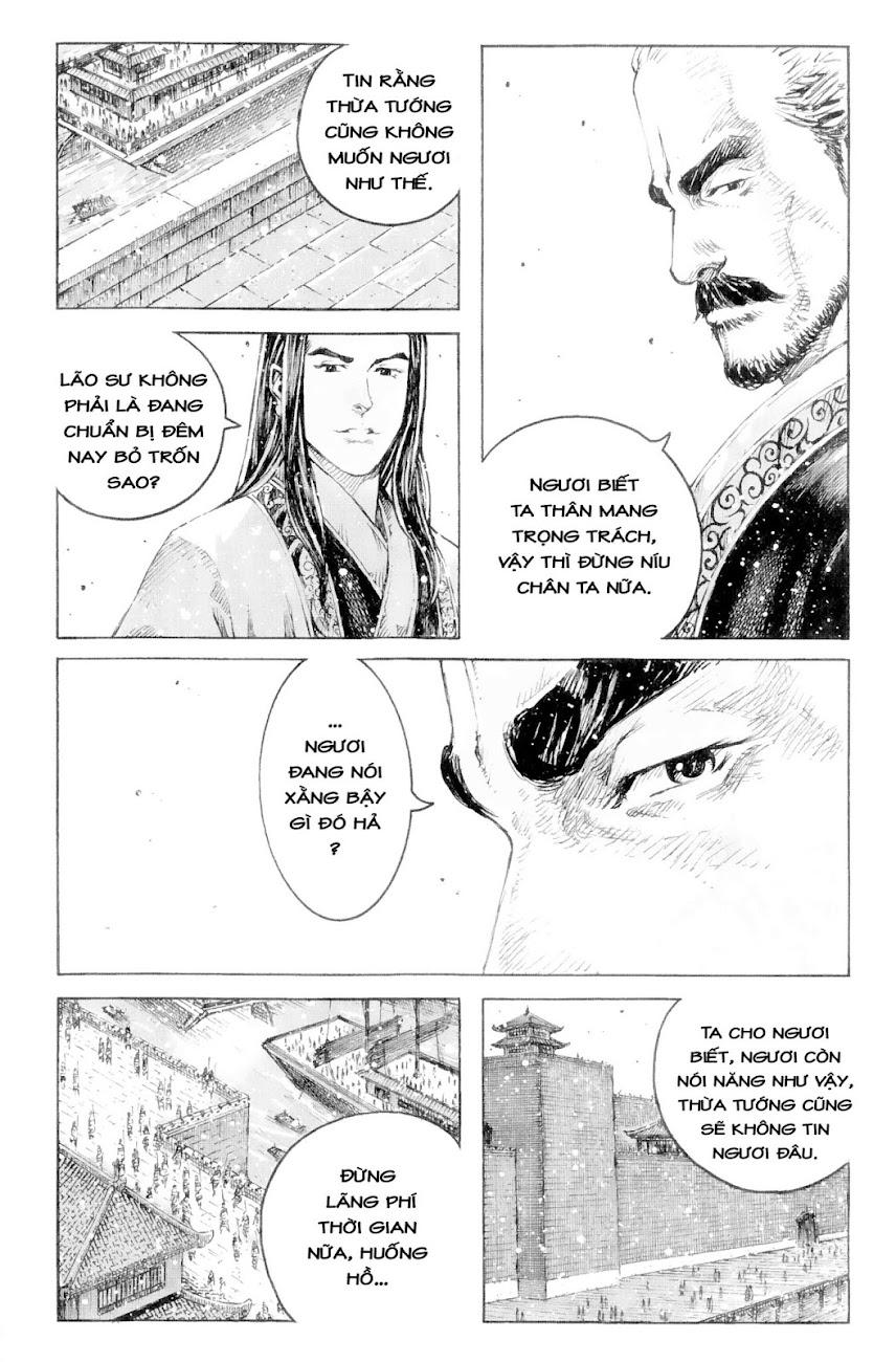Hỏa phụng liêu nguyên Chương 411: Sơn hậu hữu sơn [Remake] trang 8