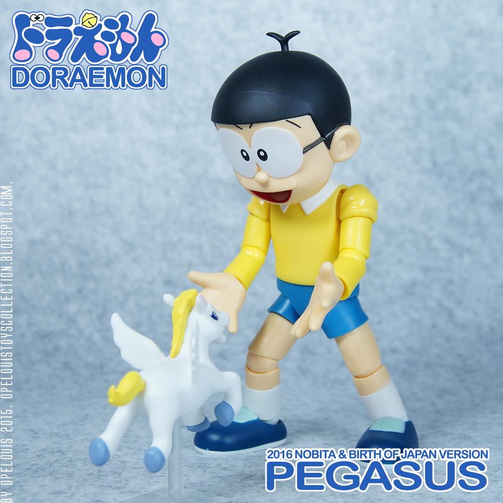 Opelouis's Toys Collection: Robot Spirits Doraemon Movie
