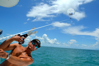 Fun Parasailing in the Florida Keys Key West