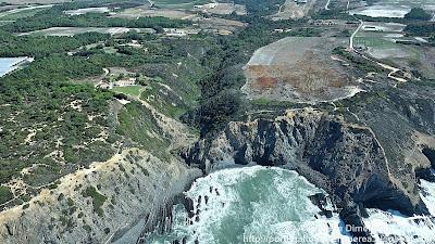 Praia da Quebrada (Rogil)