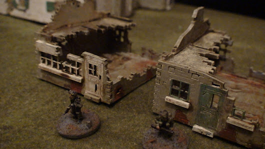 World War 2 - 15mm Project - Part 2 - Scenery