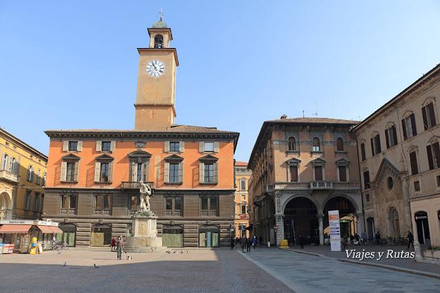 Palazzo del Podestá, Reggio Emilia