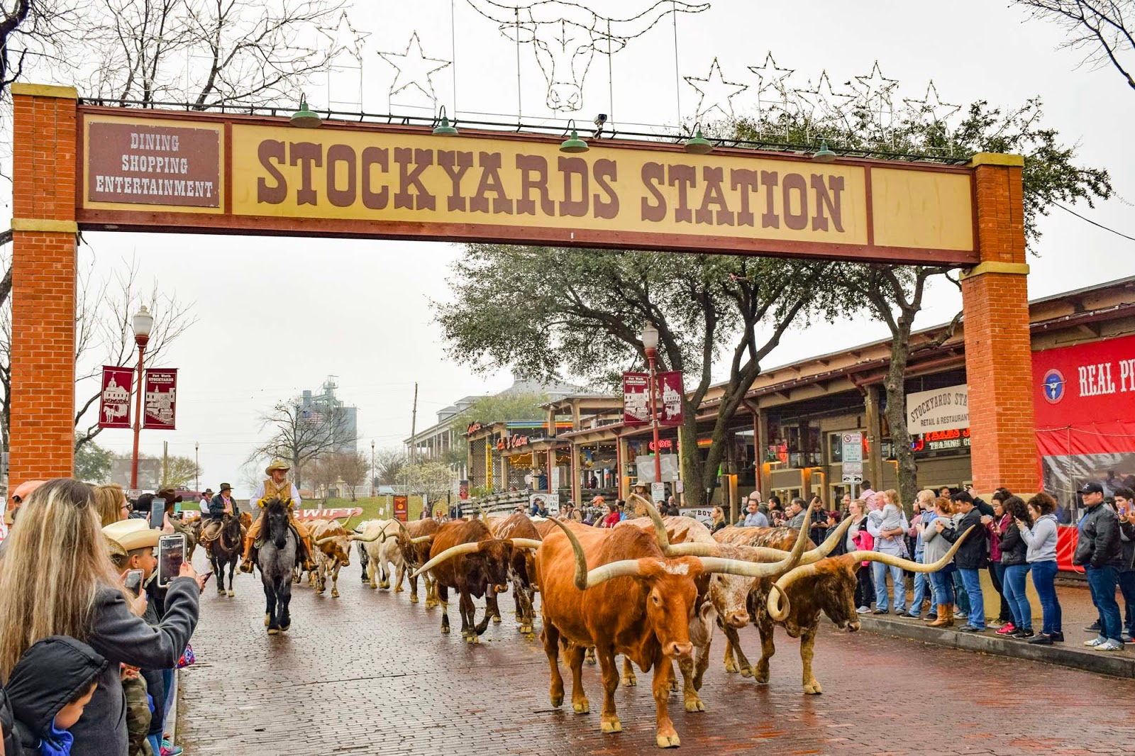 A Guide To The Fort Worth Stockyards Explore Shaw