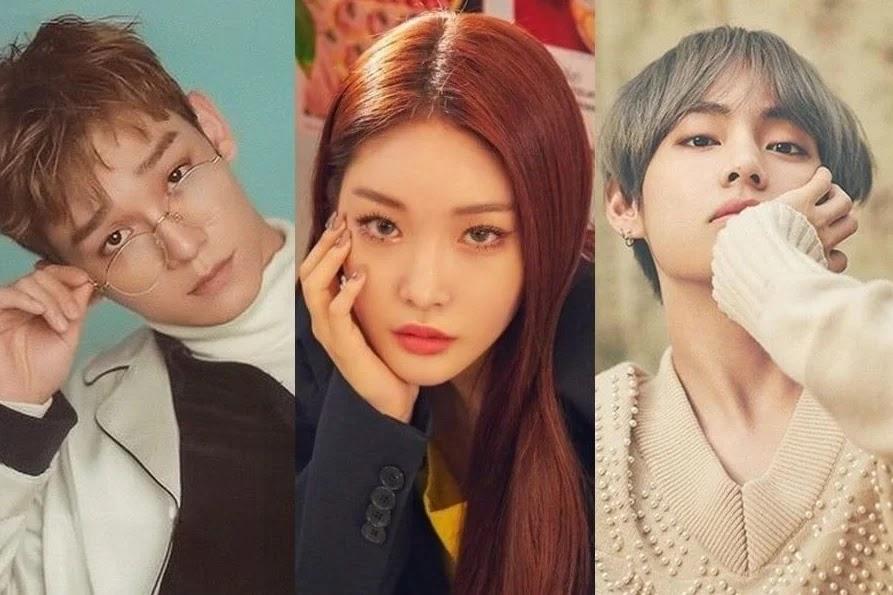 10 Lagu Korea Selatan Yang Bisa Membuatmu Hanyut Ketika Mendengarkannya