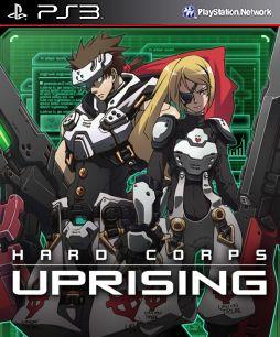 Hard Corps Uprising [PSN][DLC] - Download game PS3 PS4 RPCS3