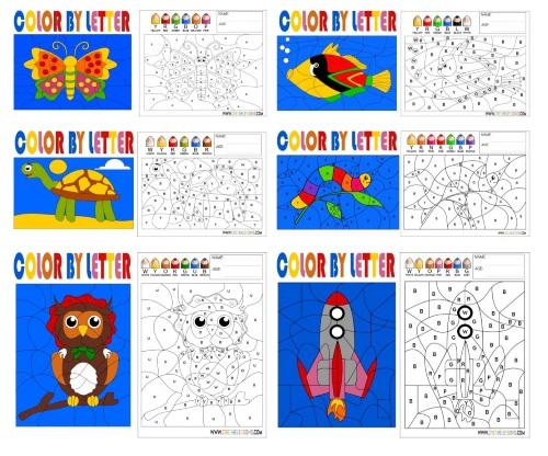 free kindergarten worksheet