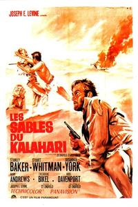 Watch Sands of the Kalahari Online Free in HD