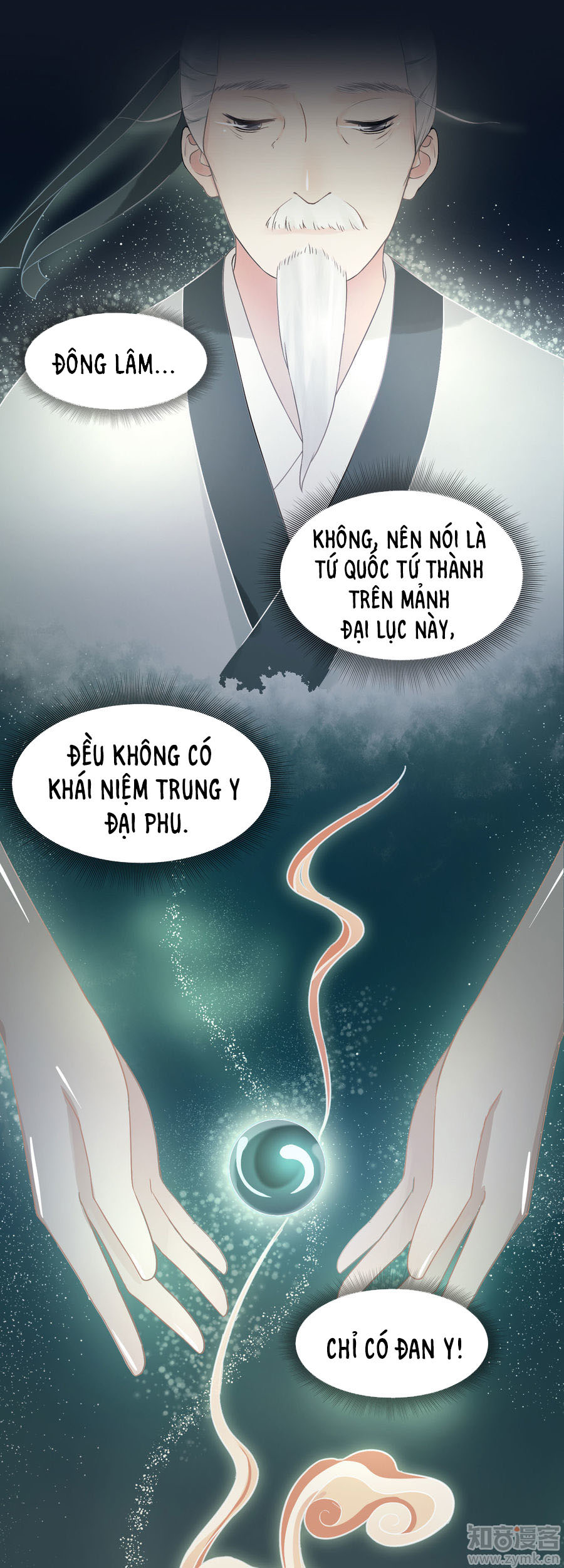 Thịnh Thế Thiên Kiêu - Chap 4