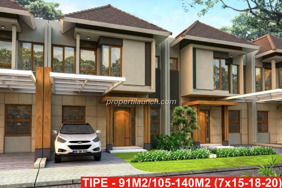 Rumah Anigre Tipe 105