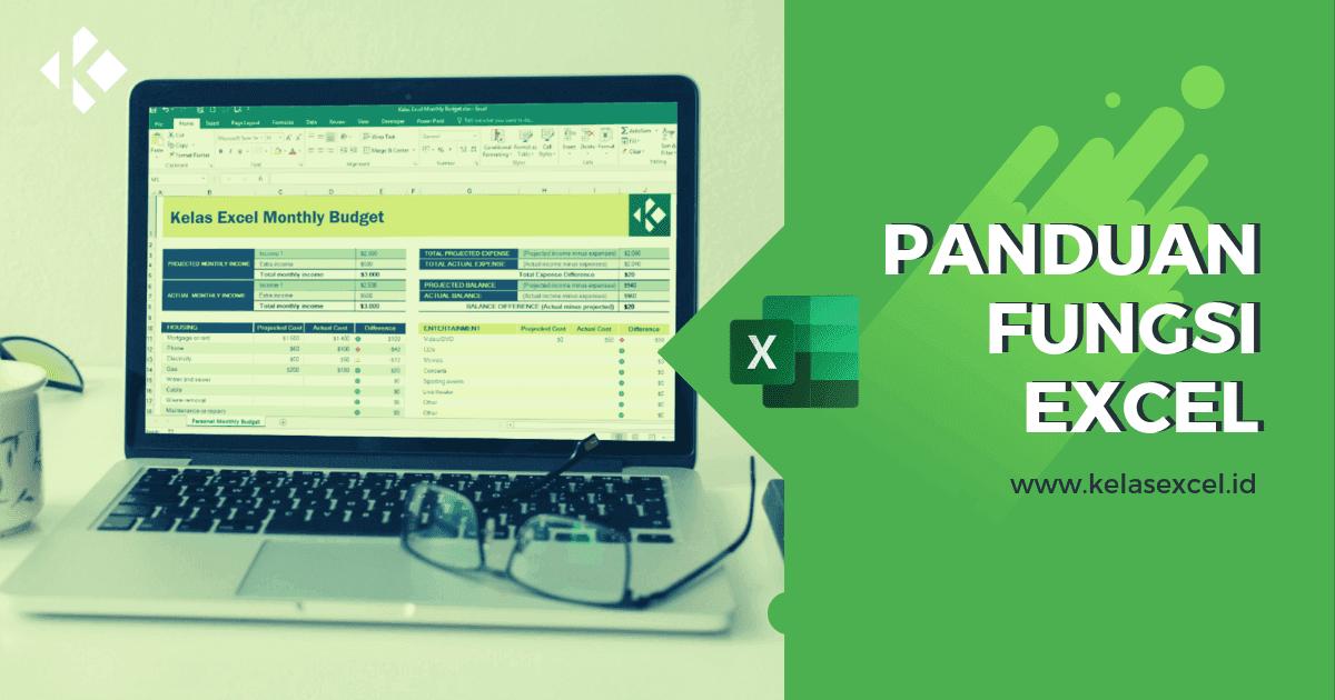 Fungsi Microsoft Excel Lengkap
