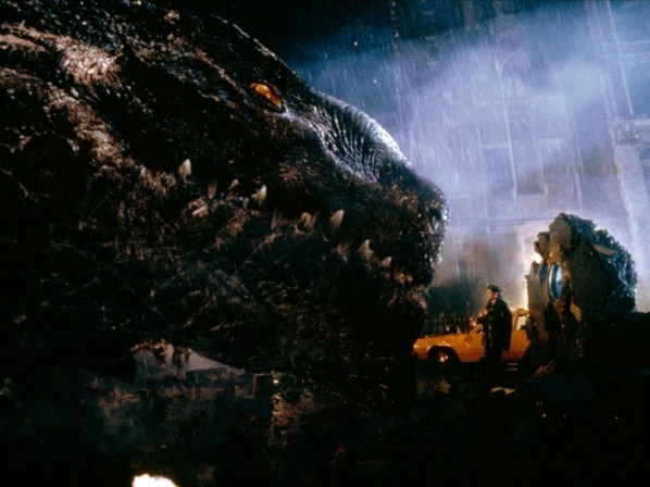 The Film Connoisseur: The Four American Godzilla Films