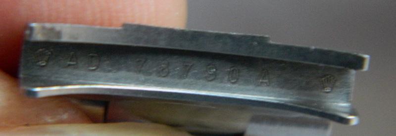JAM - VINTAGE: SOLD : ROLEX GMT MASTER II Reff. 16710 F SERIES - TERAWAT SANGAT BAIK