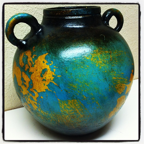 Introducing Old World Pottery On Pinterest