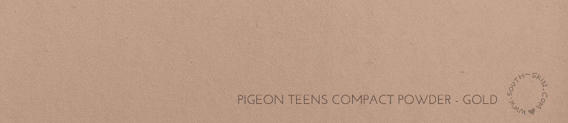 review-pigeon-teens-compact-powder-gold