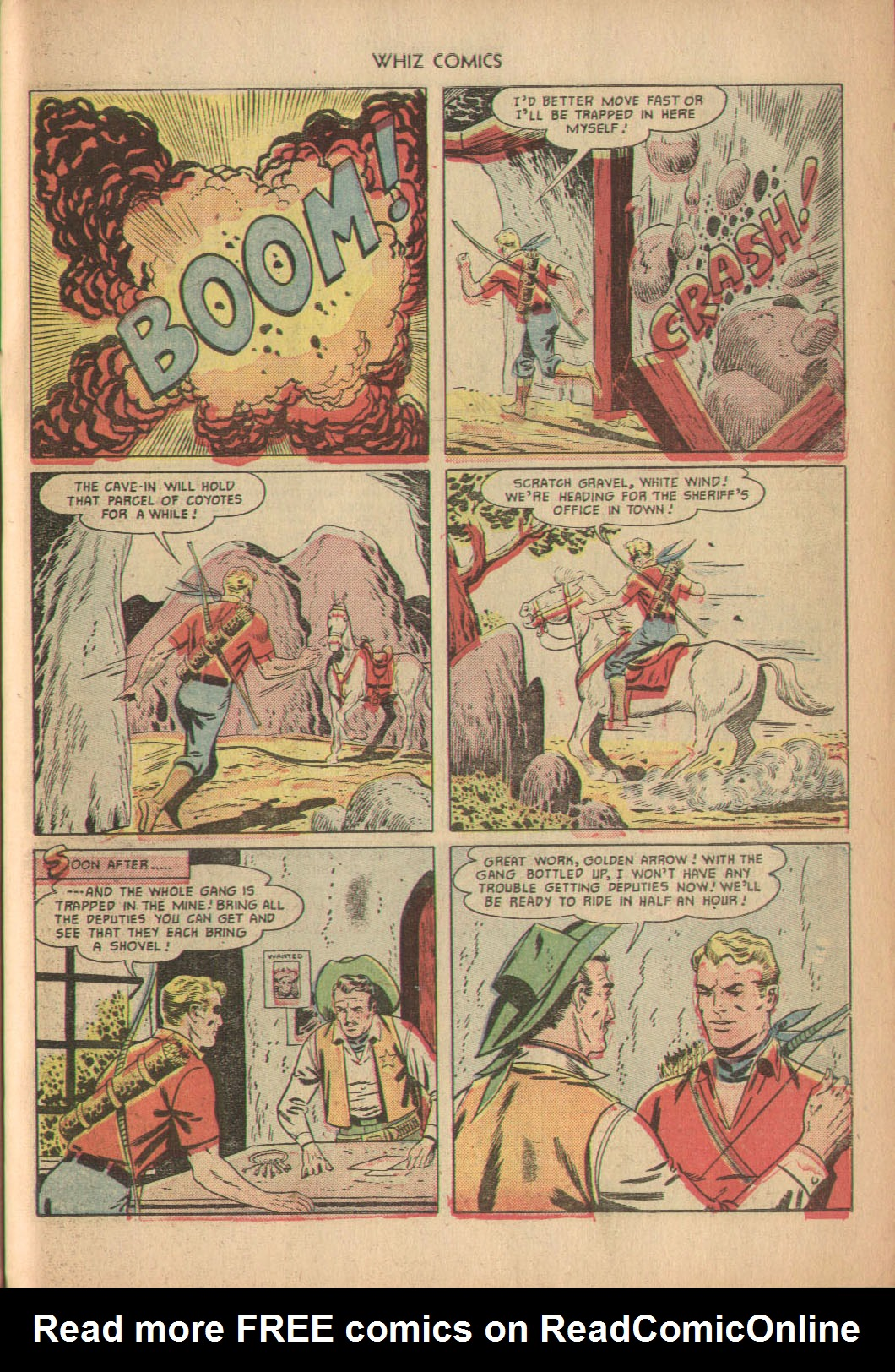 WHIZ Comics issue 137 - Page 27