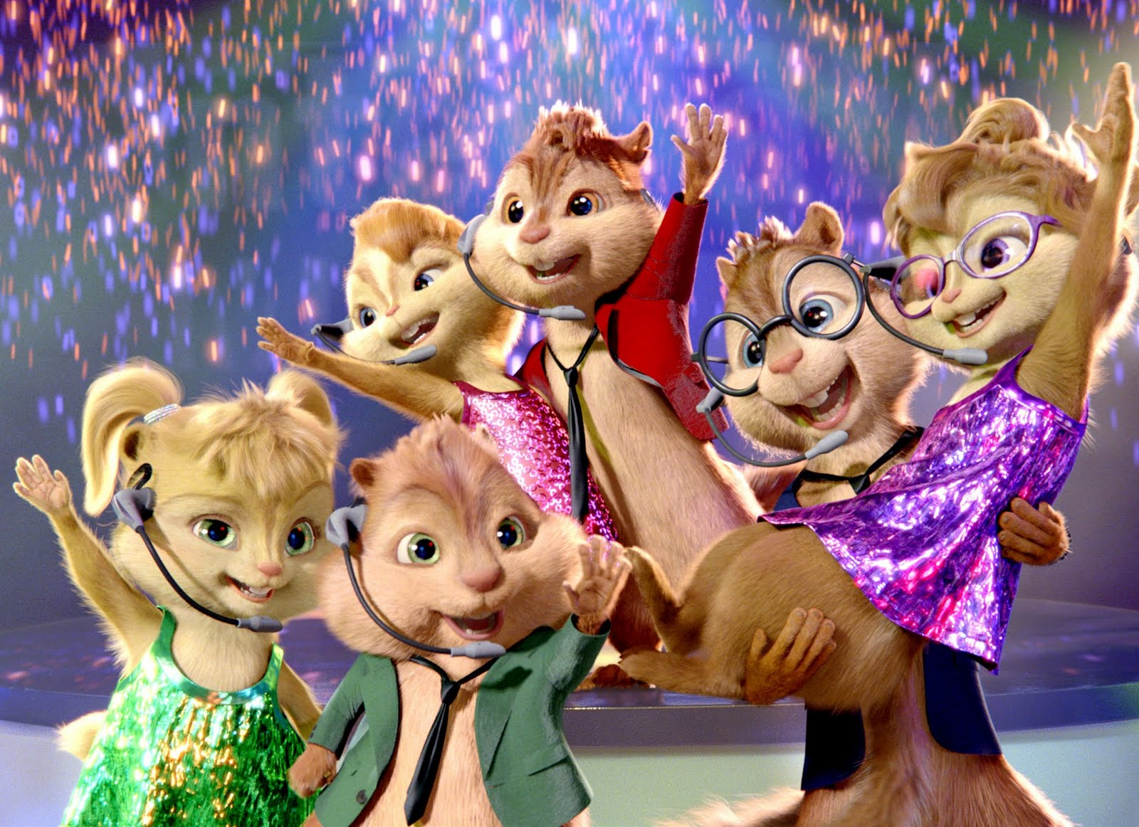 Alvin And The Chipmunks 3 Images alvin & the chipmunks: chipwrecked movie review