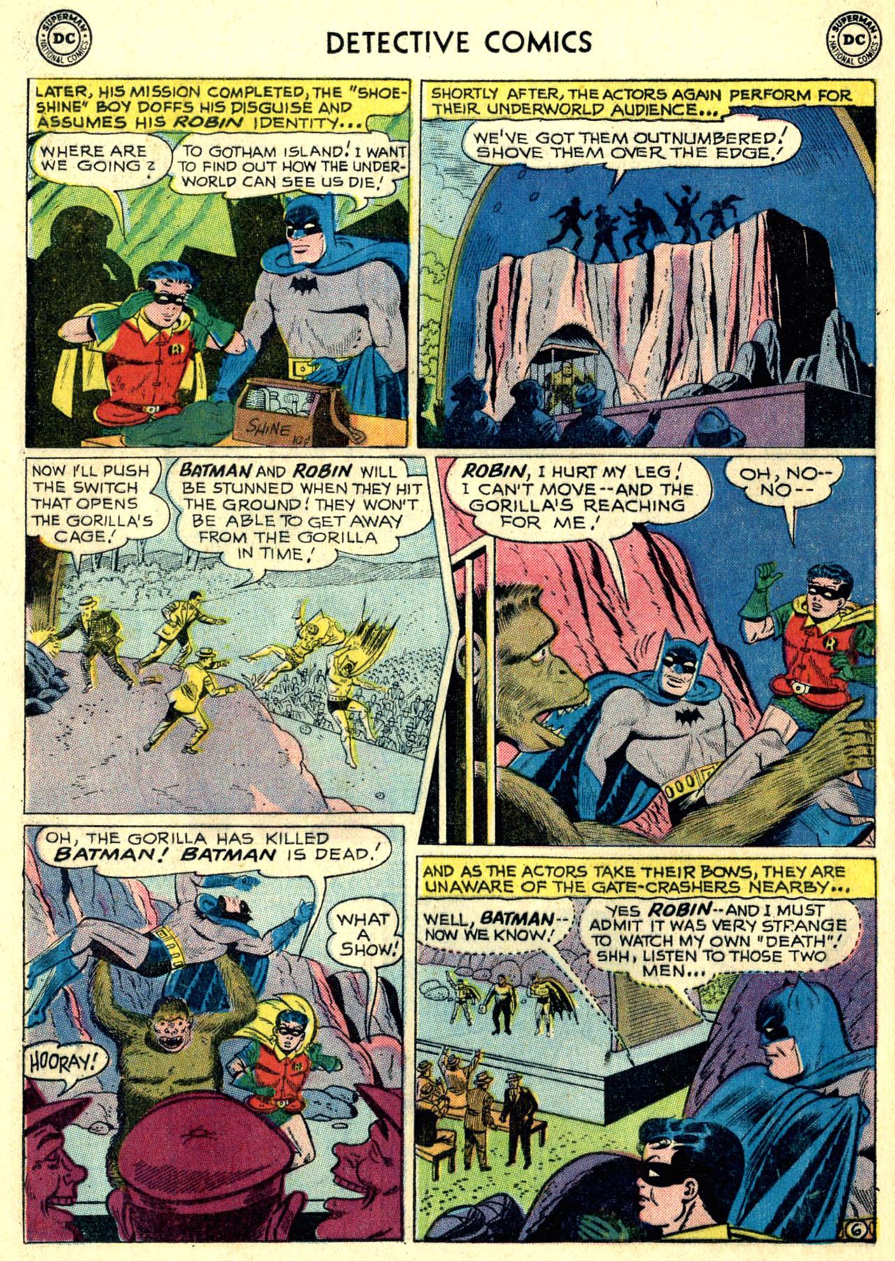 Detective Comics (1937) 269 Page 7