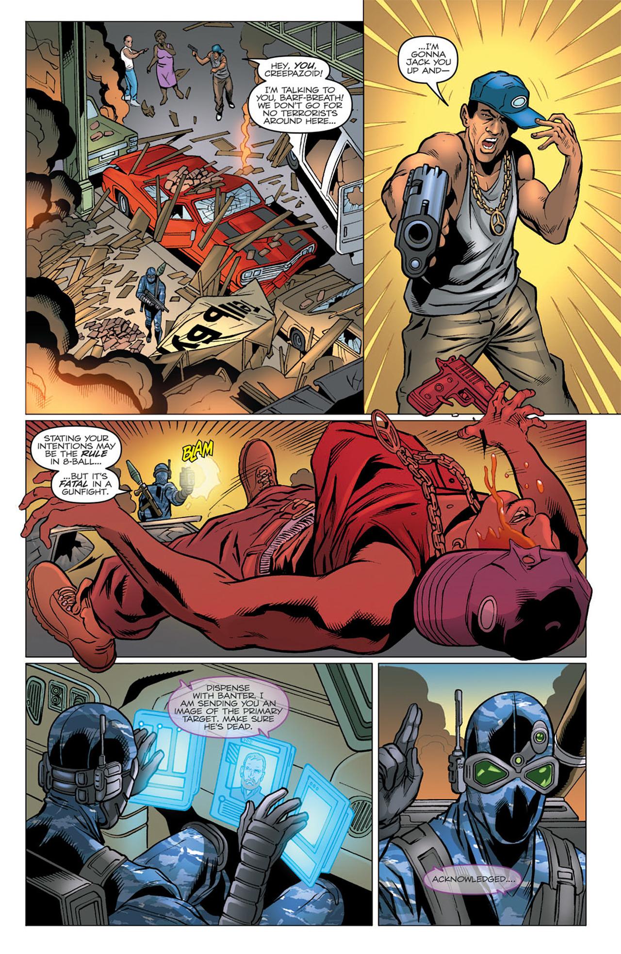 G.I. Joe: A Real American Hero 172 Page 5