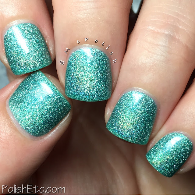 Masura - Golden Collection - McPolish - Mint Breeze (1049)