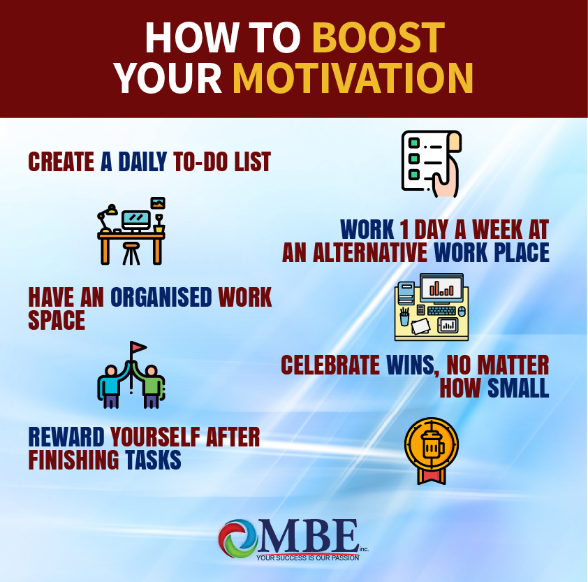 How to Boost Your Motivation