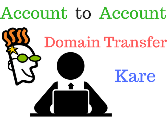 Godaddy Domain Ko Another Account Par Kaise Transfer Kare