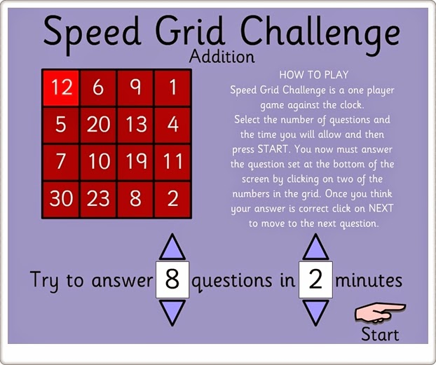 http://juegoseducativosonlinegratis.blogspot.com/2014/10/speed-grid-challenge.html