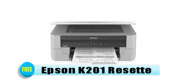 Epson K201 Adjustment Program