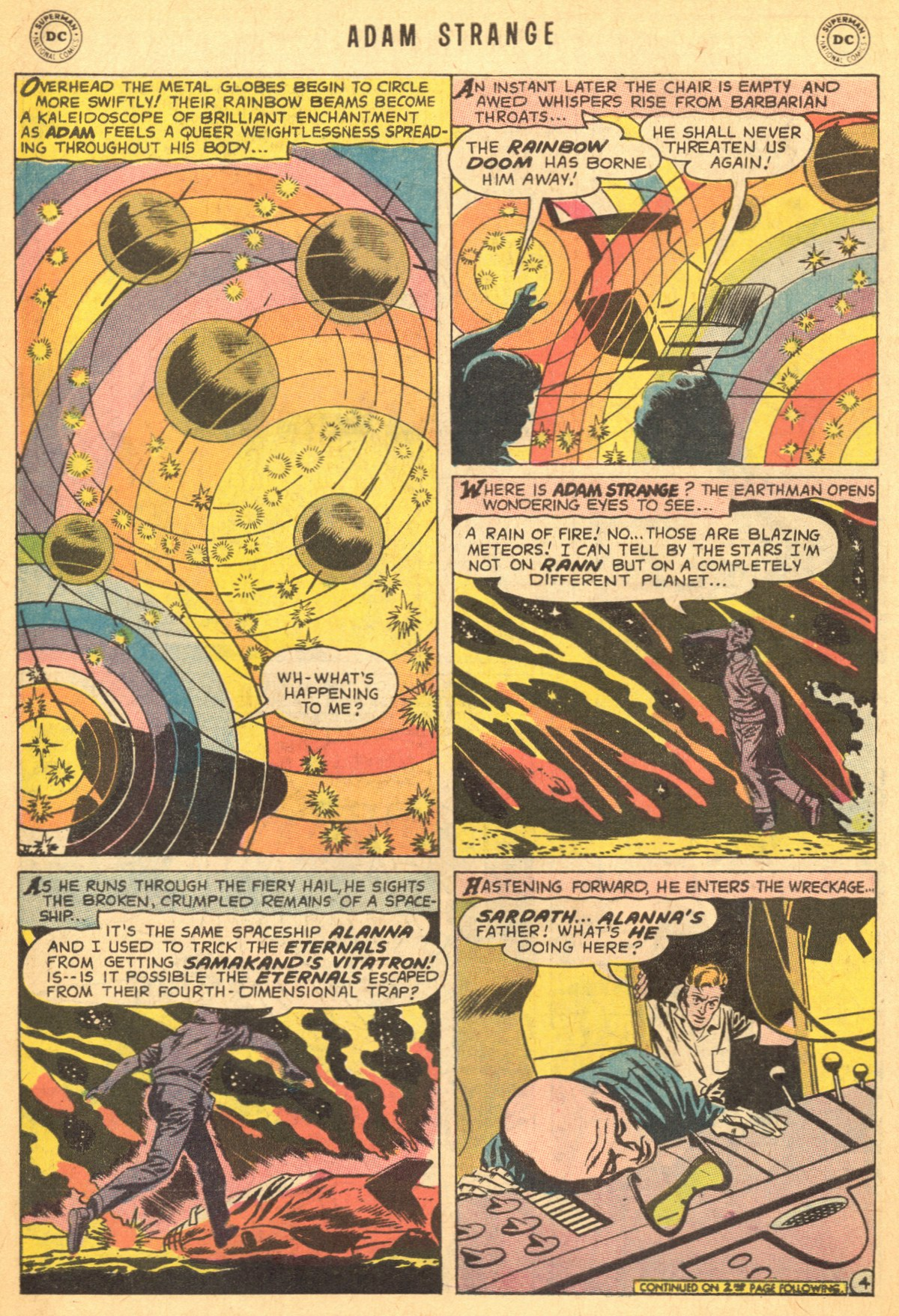 Strange Adventures (1950) issue 218 - Page 6